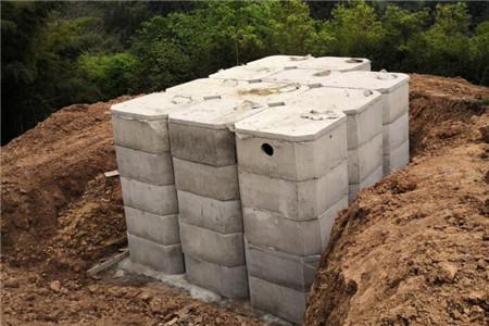 生化池安装